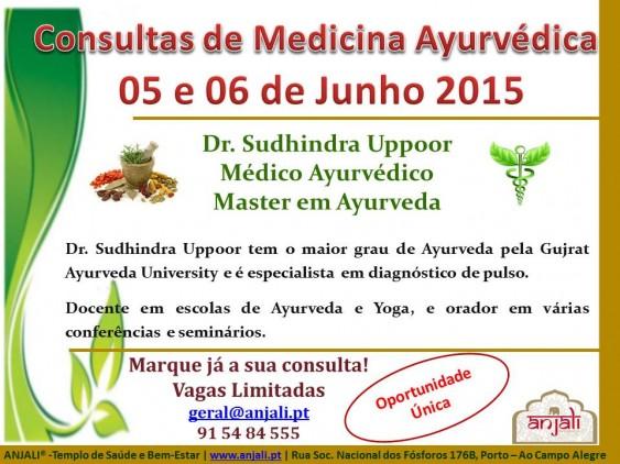 Consulta Dr. Sudhindra