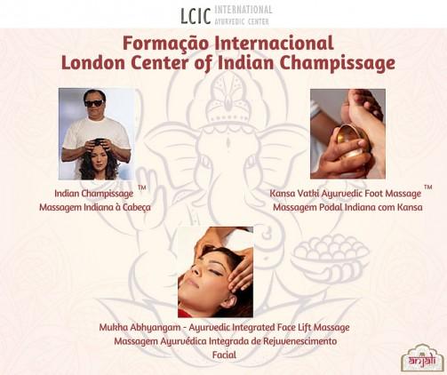 Formação Internacional com a parceria da Anjali SITE